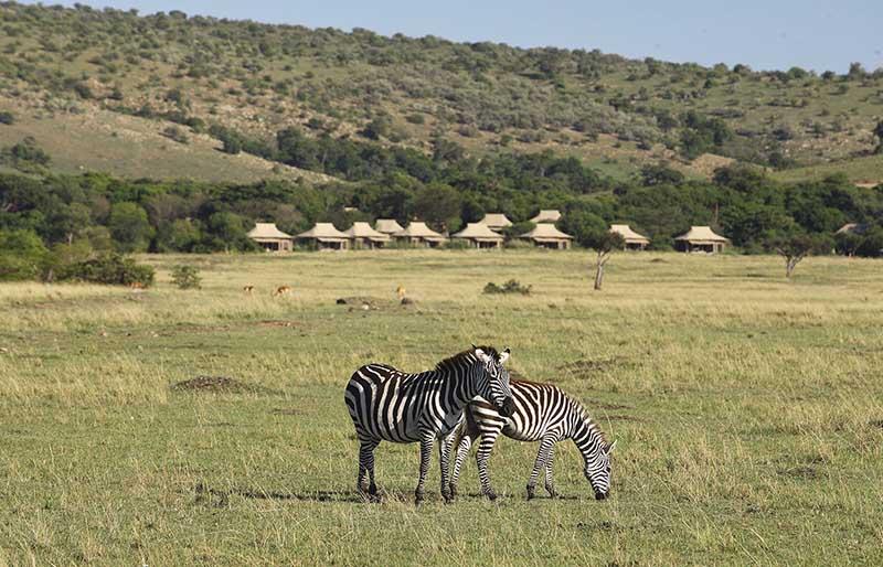 Viaje de lujo a Kenia