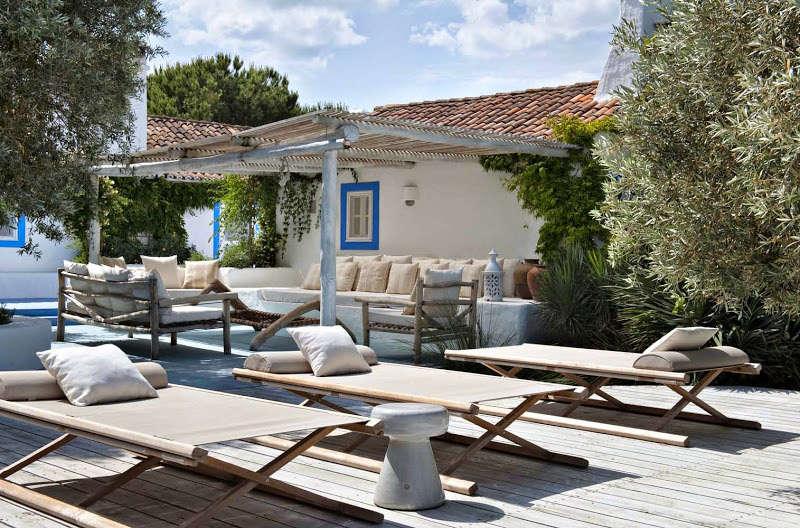 Ideas de decoración para la terraza de casa