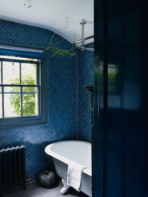 colores brillantes para los mosaicos con baldosas zelliges